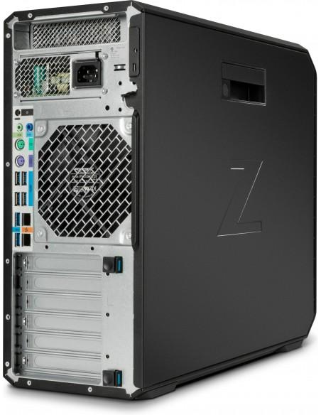 HP Z4 G4 W-2123 Tower Intel® Xeon W 32 GB DDR4-SDRAM 512 SSD Windows 10 Pro for Workstations Työasema Musta Hp 6QN93EA#UUW - 7