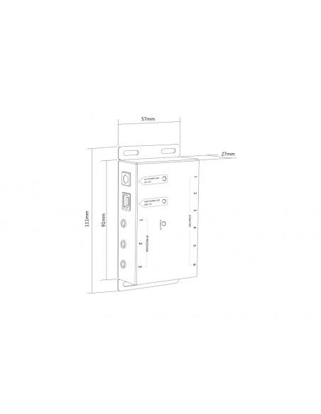 Multibrackets M Universal IR Extender Multibrackets 7350022733237 - 6