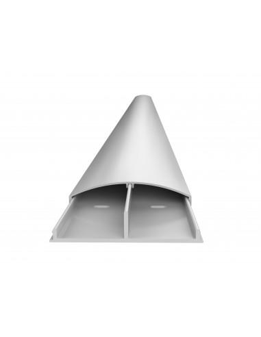 Multibrackets 3879 kaapelisuojain Kaapelin hallinta Metallinen Multibrackets 7350022733879 - 1