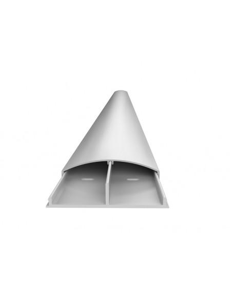 Multibrackets 3879 kabelskydd Sladdhantering Metallisk Multibrackets 7350022733879 - 2