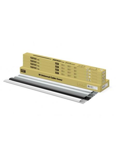 Multibrackets 3879 kabelskydd Sladdhantering Metallisk Multibrackets 7350022733879 - 7