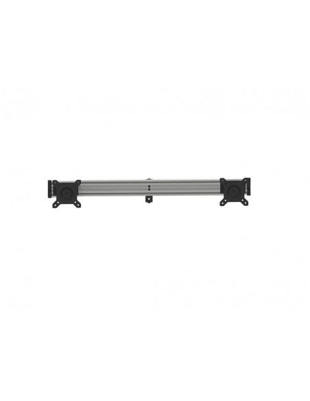 "Multibrackets M Public Display Stand Dual Screen Mount 15""-32"" Silver Multibrackets 7350022736344 - 4"