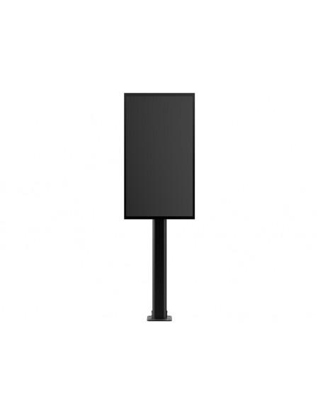 Multibrackets M Public Display Stand Pillar 210 Black, incl. 220V Power Rail Multibrackets 7350022736368 - 11
