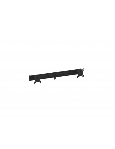 "Multibrackets M Public Display Stand Dual Screen Mount 15""-32"" Black Multibrackets 7350022736375 - 1"