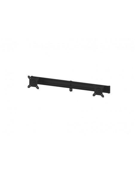 "Multibrackets M Public Display Stand Dual Screen Mount 15""-32"" Black Multibrackets 7350022736375 - 2"