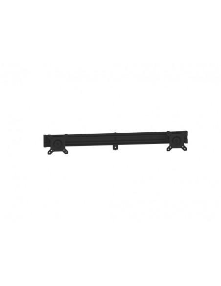 "Multibrackets M Public Display Stand Dual Screen Mount 15""-32"" Black Multibrackets 7350022736375 - 3"
