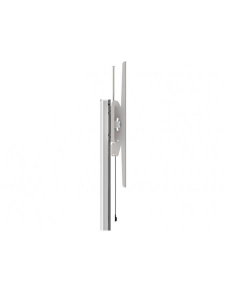 Multibrackets M Public Display Stand 210 Dual Pillar Floorbase Silver Multibrackets 7350073732562 - 5