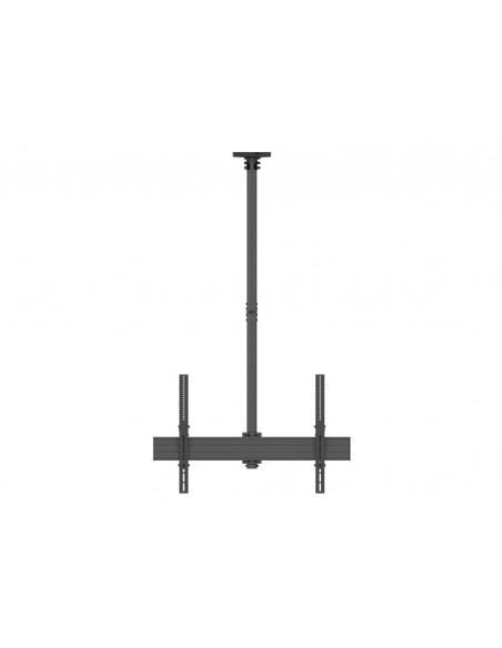 """Multibrackets 5778 kyltin näyttökiinnike 190.5 cm (75"""") Musta Multibrackets 7350073735778 - 2"""