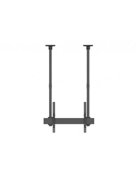 """Multibrackets 5785 kyltin näyttökiinnike 2.54 m (100"""") Musta Multibrackets 7350073735785 - 2"""