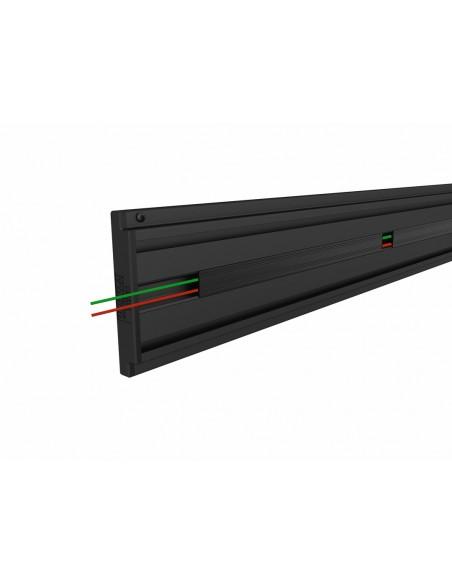 """Multibrackets 5785 kyltin näyttökiinnike 2.54 m (100"""") Musta Multibrackets 7350073735785 - 8"""
