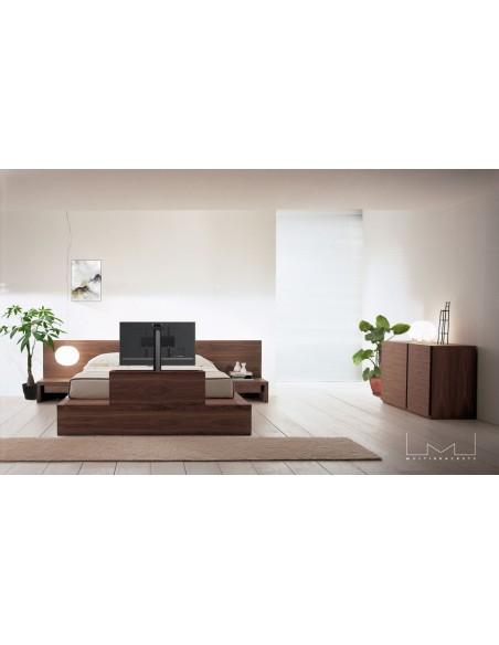 """Multibrackets 5969 TV-kiinnike 165.1 cm (65"""") Musta Multibrackets 7350073735969 - 9"""