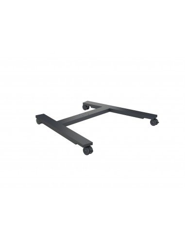 Multibrackets M Public Display Stand Wheelbase HD Black Multibrackets 7350073736027 - 1