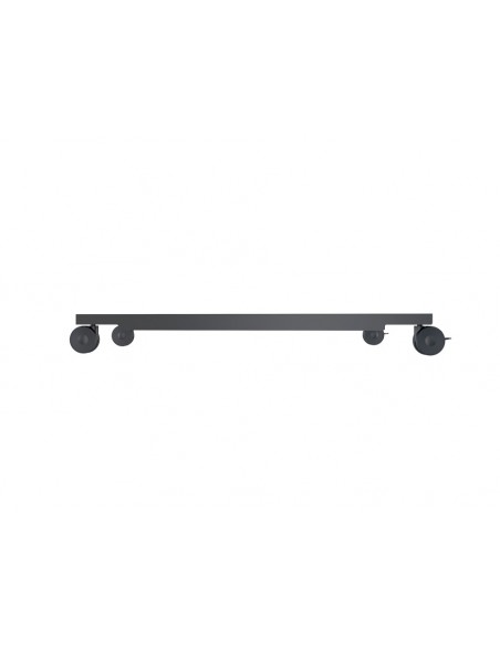 Multibrackets M Public Display Stand Wheelbase HD Black Multibrackets 7350073736027 - 4