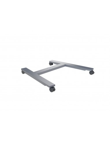 Multibrackets M Public Display Stand Wheelbase HD Silver Multibrackets 7350073736034 - 1