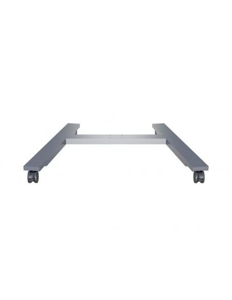 Multibrackets M Public Display Stand Wheelbase HD Silver Multibrackets 7350073736034 - 2
