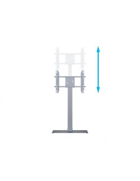 """Multibrackets 6041 kyltin näyttökiinnike 152.4 cm (60"""") Hopea Multibrackets 7350073736041 - 17"""