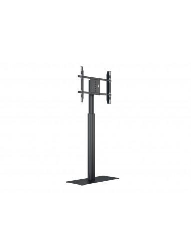 Multibrackets M Motorized Display Stand Floorbase Black Multibrackets 7350073736058 - 1