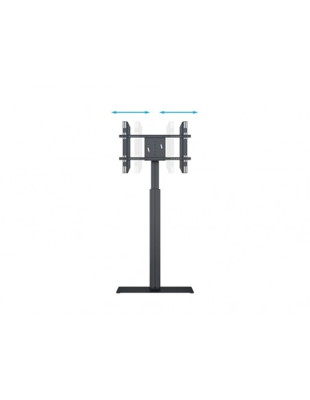 Multibrackets M Motorized Display Stand Floorbase Black Multibrackets 7350073736058 - 18