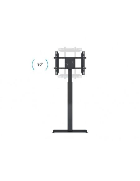 """Multibrackets 6058 fäste för skyltningsskärm 152.4 cm (60"""") Svart Multibrackets 7350073736058 - 19"""