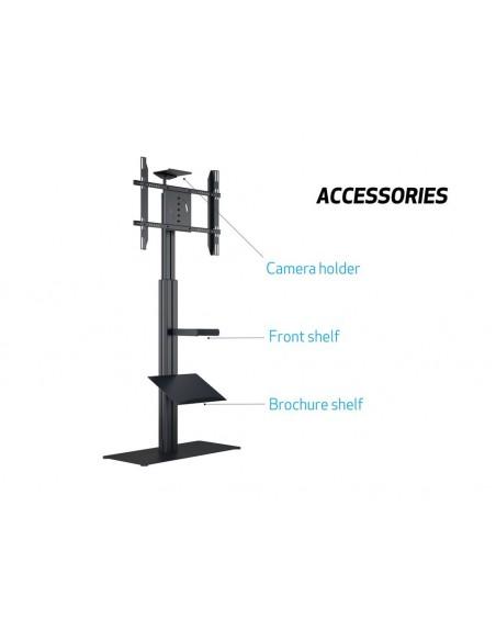 Multibrackets M Motorized Display Stand Floorbase Black Multibrackets 7350073736058 - 21