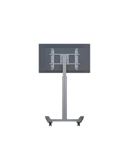 Multibrackets M Motorized Display Stand Wheelbase Silver Multibrackets 7350073736096 - 10