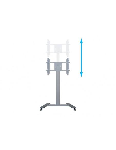 """Multibrackets 6096 kyltin näyttökiinnike 152.4 cm (60"""") Hopea Multibrackets 7350073736096 - 16"""