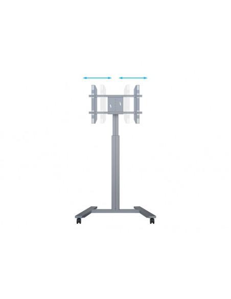 """Multibrackets 6096 kyltin näyttökiinnike 152.4 cm (60"""") Hopea Multibrackets 7350073736096 - 17"""