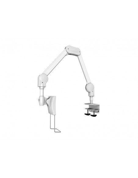 """Multibrackets 8816 monitorin kiinnike ja jalusta 68.6 cm (27"""") Puristin/Läpipultattu Valkoinen Multibrackets 7350073738816 - 3"""