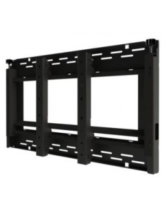 "Peerless Flat Video Wall Mount 165.1 cm (65"") Black Peerless DS-VW665 - 1"