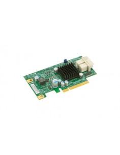 Supermicro AOC-SLG3-2E4 nätverkskort/adapters Intern Mini-SAS Supermicro AOC-SLG3-2E4 - 1