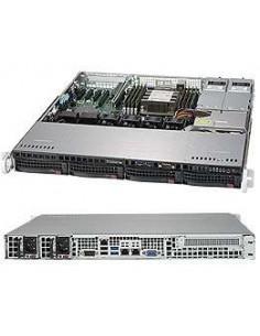 Supermicro CSE813MFTQC-R407CB Rack (1U) Supermicro CSE-813MFTQC-R407CB - 1