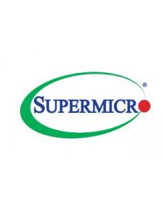 Supermicro MCP-220-83605-0N drive bay-paneler Hårddisk-bur Svart, Röd, Rostfritt stål Supermicro MCP-220-83605-0N - 1