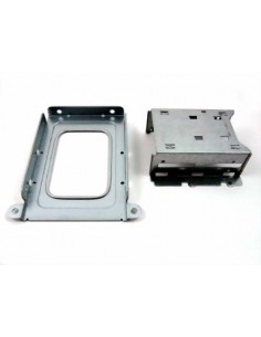 """Supermicro Dual 2.5"""" Fixed HDD Tray Universaali HDD-häkki Supermicro MCP-220-84603-0N - 1"""