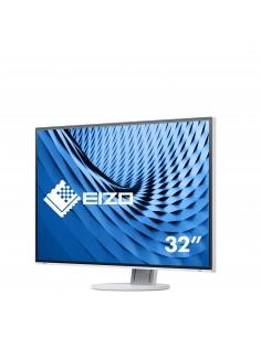 "EIZO FlexScan EV3285 80 cm (31.5"") 3840 x 2160 pixlar 4K Ultra HD LED Vit Eizo EV3285-WT - 1"