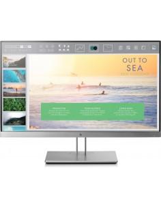 "HP EliteDisplay E233 58.4 cm (23"") 1920 x 1080 pikseliä Full HD LED Musta, Hopea Hp 1FH46AA#ABB - 1"