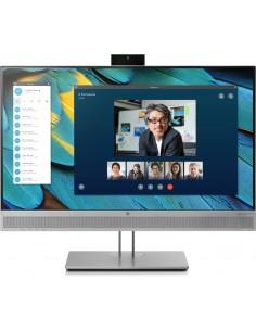 "HP EliteDisplay E243m 60.5 cm (23.8"") 1920 x 1080 pikseliä Full HD LED Musta, Hopea Hp 1FH48AA#ABB - 1"
