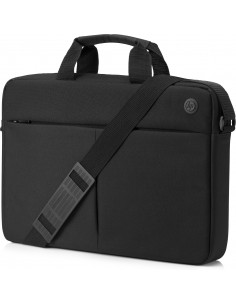 """HP 15.6 Prelude Top Load w/Mouse Bundle notebook case 39.6 cm (15.6"""") Briefcase Black Hp 2MW64AA#AC3 - 1"""