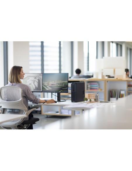 HP Z2 G4 9. sukupolven Intel® Core™ i7 i7-9700K 16 GB DDR4-SDRAM 256 SSD Tower Musta Työasema Windows 10 Pro Hp 6TW97EA#UUW - 9