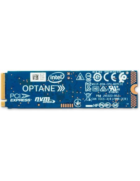 HP Intel Optane Memory H10 32GB+512GB Hp 6VF55AA - 1