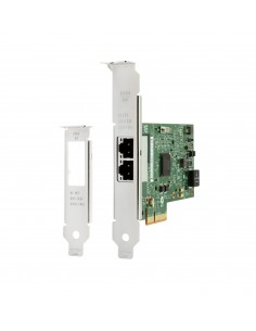 HP Intel Ethernet I350-T2 2-Port 1Gb NIC Hp V4A91AA - 1