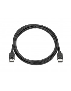 HP DisplayPort Cable Kit 2 m Musta Hp VN567AA - 1