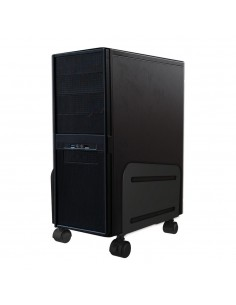 Newstar CPU-M100 CPU-hållarvagn Svart Newstar CPU-M100BLACK - 1