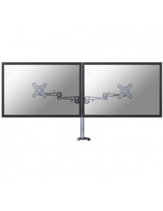 "Newstar FPMA-D935DG monitorin kiinnike ja jalusta 68.6 cm (27"") Hopea Newstar FPMA-D935DG - 1"