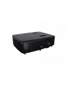 Optoma H183X datorprojektorer Bordsprojektor 3200 ANSI-lumen DLP WXGA (1280x800) 3D kompatibilitet Svart Optoma 95.72H01GC2E - 1
