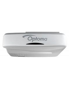 Optoma ZH400UST dataprojektori Pöytäprojektori 4000 ANSI lumenia DLP 1080p (1920x1080) 3D Valkoinen Optoma 95.78W01GC0E - 1