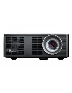 Optoma ML750e datorprojektorer Portabel projektor DLP WXGA (1280x800) 3D kompatibilitet Svart Optoma 95.8UA02GC1E - 1