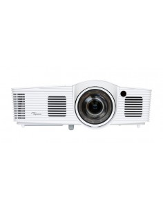 Optoma GT1080E data projector Desktop 3000 ANSI lumens DLP 1080p (1920x1080) 3D White Optoma 95.8ZF01GC2E - 1