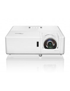 Optoma ZH406ST data projector Ceiling / Floor mounted 4200 ANSI lumens DLP 1080p (1920x1080) 3D White Optoma E1P1A3FWE1Z1 - 1