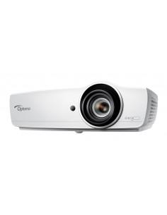 Optoma EH470 data projector Desktop 5000 ANSI lumens DLP 1080p (1920x1080) 3D White Optoma E1P1D0ZWE1Z1 - 1