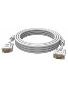 Vision 2x VGA 15-pin D-Sub, 2m VGA-kaapeli (D-Sub) Valkoinen Vision TC 2MVGAP - 1